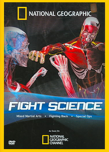 FIGHT SCIENCE BY COUTURE,RANDY (DVD)