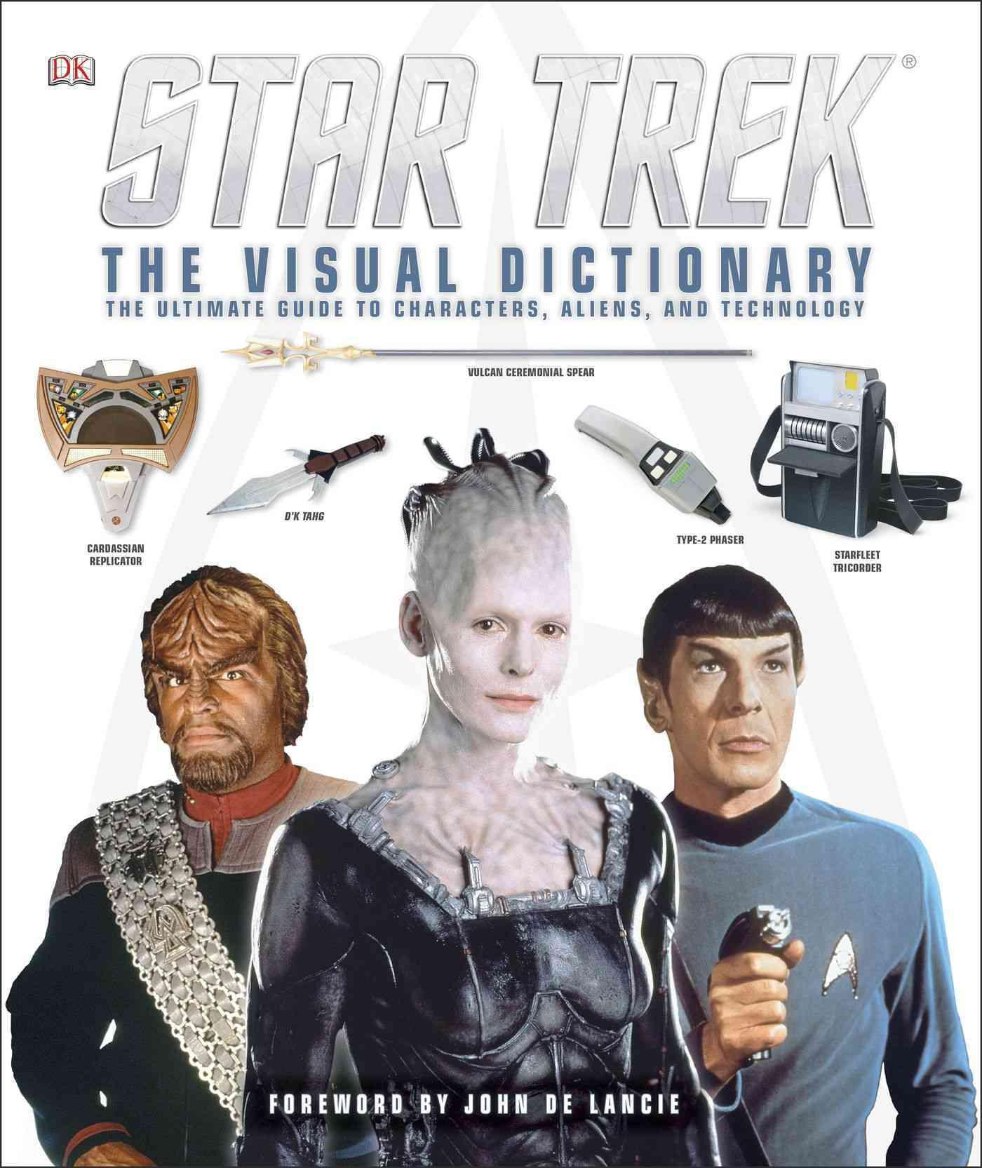 Star Trek By Dorling Kindersley, Inc. (COR)